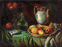 Fruit's - Fine art Giclee print on canvas