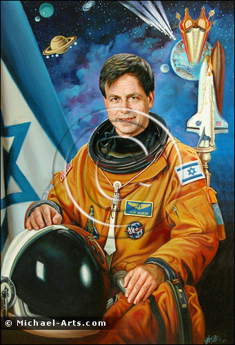 israeli astronaut ilan ramon - photo #10